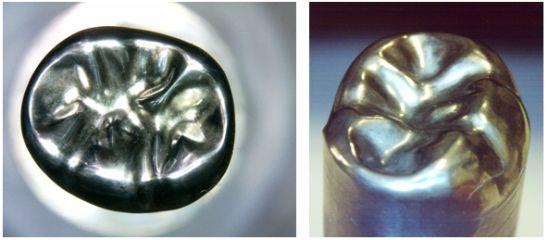 【加工事例】超硬合金でできた歯型