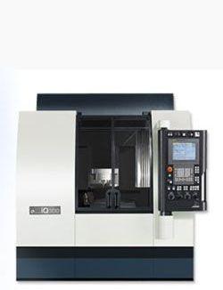 微細精密加工機 iQ300