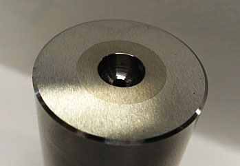 Die and Punch for bearing steel ball