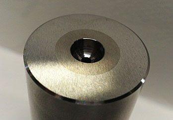 Bearing steel ball die type