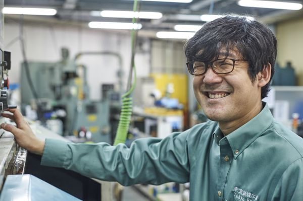 Manufacturing Department Manager Mr. Kato