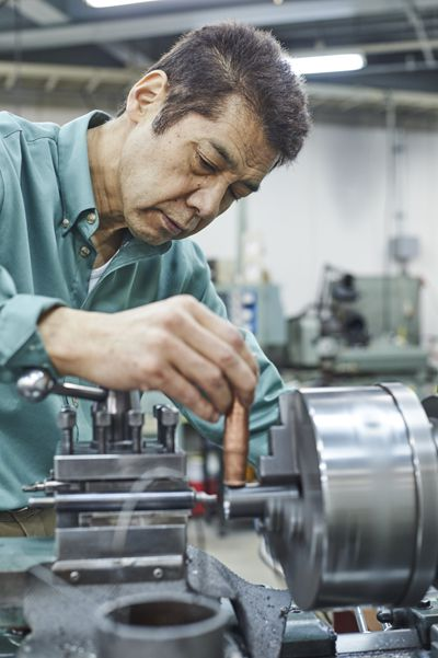 Manufacturing Department Mr. Miura