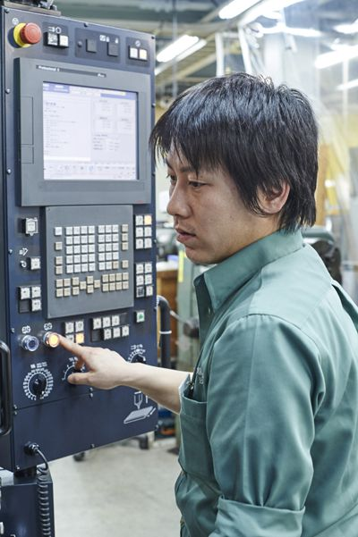 Manufacturing Department Mr. Sawada