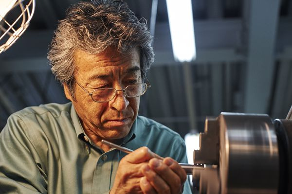 Manufacturing Department Mr. Haruyama