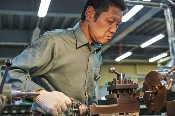 Manufacturing Department Mr. Takahashi