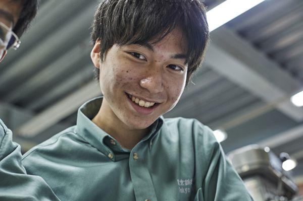 Manufacturing Department Mr. Yokoyama