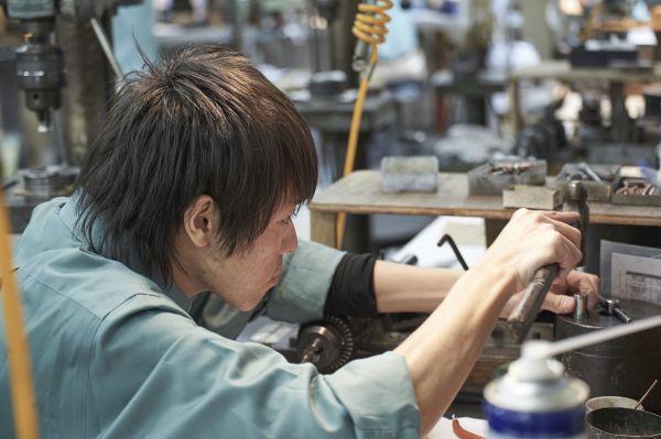 Manufacturing Department Mr.Namazue